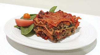 Lightened Up Comfort Food: Skinny Lasagna