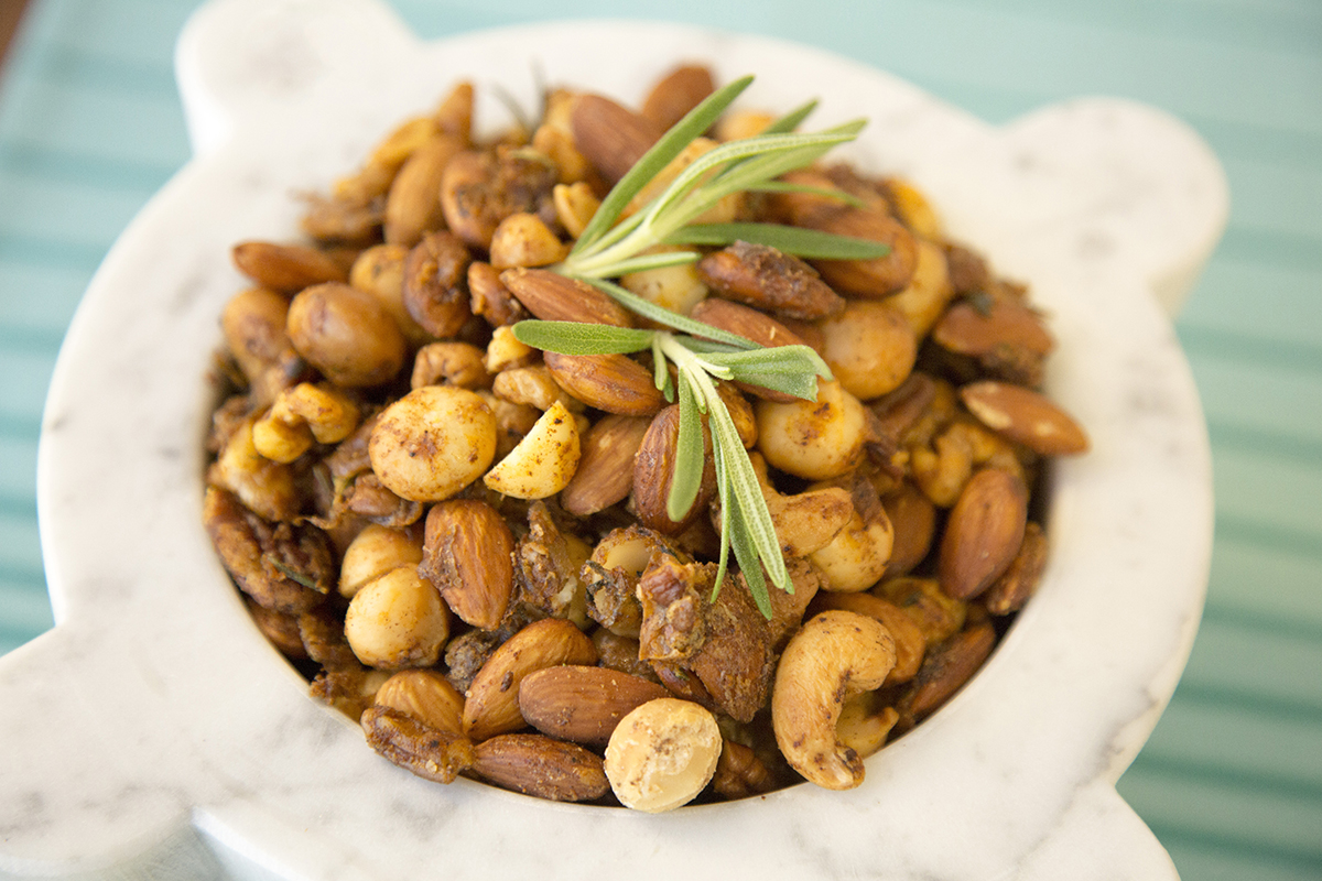 Quick Healthy Snack: Amy's Amazing Spiced Nuts [Video]