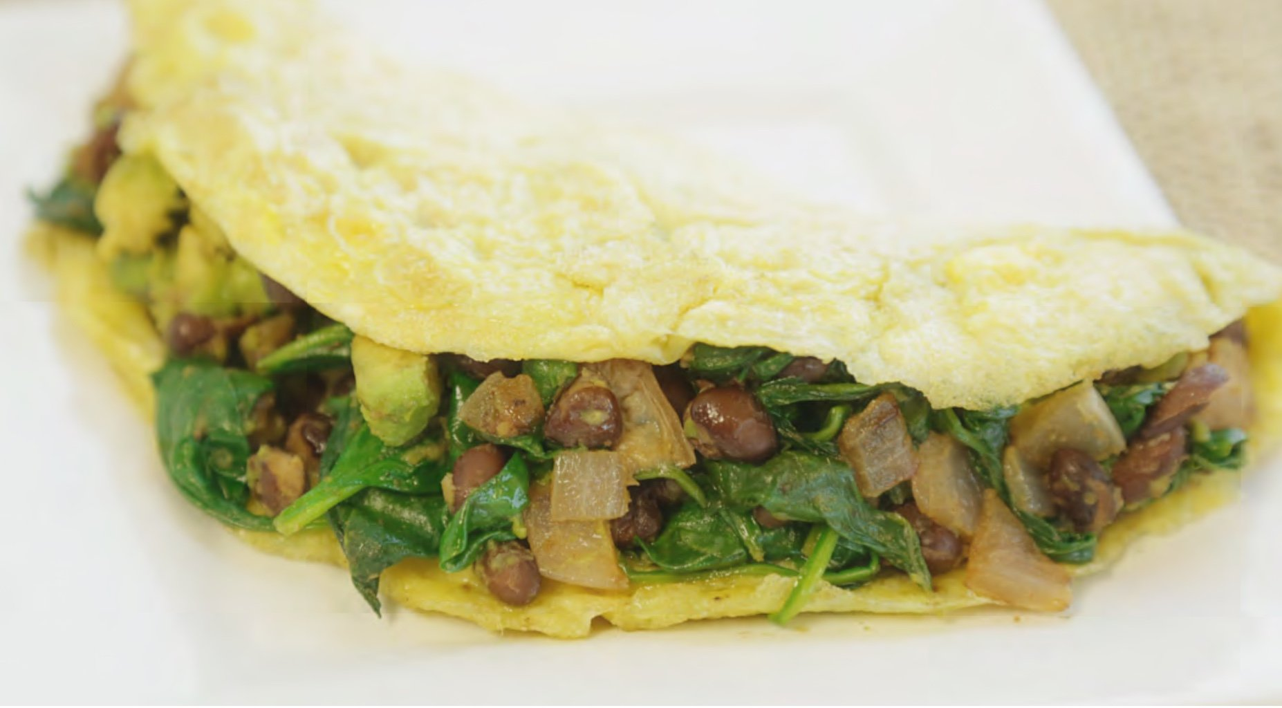 Southwestern Omelette Recipe (delicious and protein-packed!)