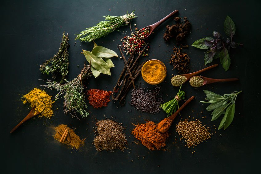 Tastiest 'Weight Loss' Herbs (+ how to use them in food & drinks)