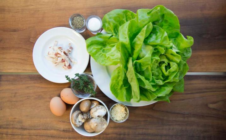 Lettuce wrap recipes   Nucific