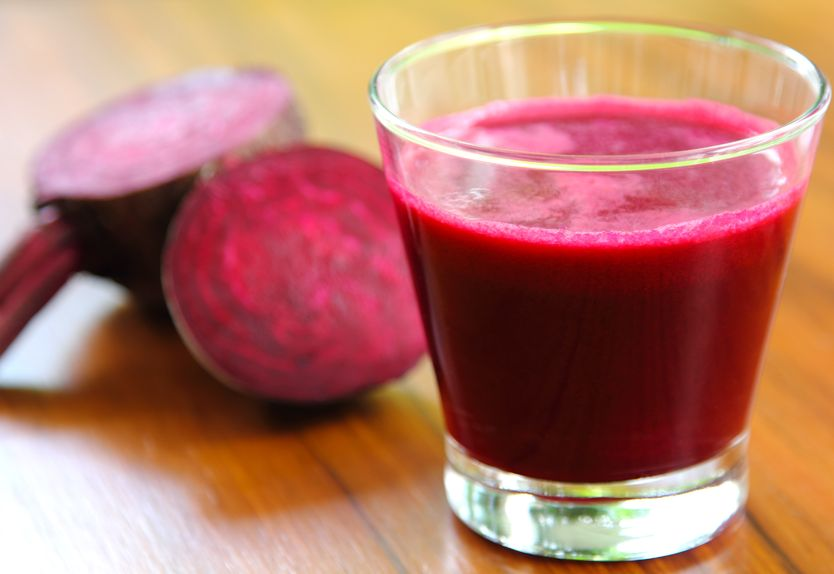 [NEWS]: Beetroot Juice Might Give Your Exercise Routine a Boost