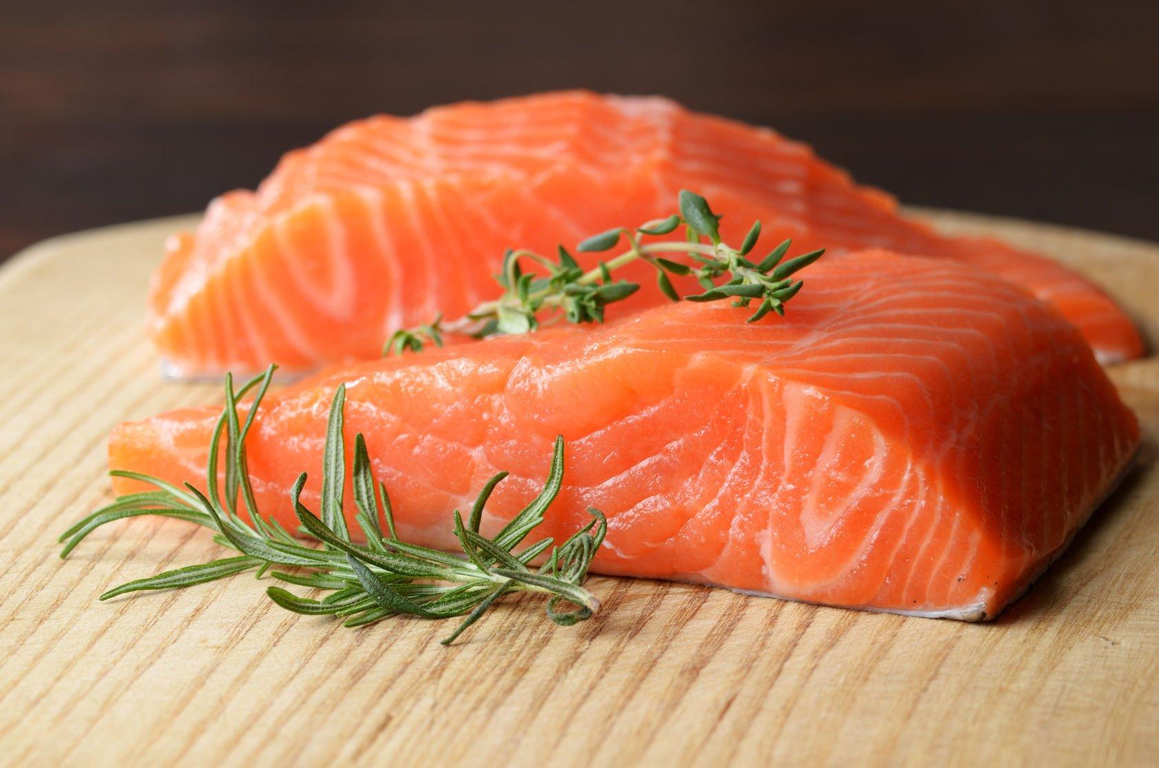 salmon | Nucific