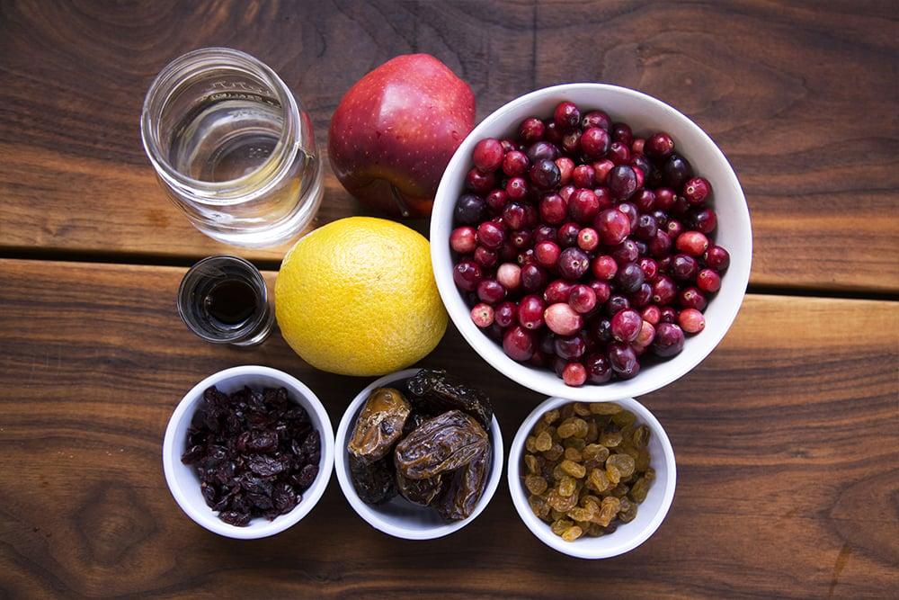 no sugar added healthy cranberry sauce recipe | Nucific