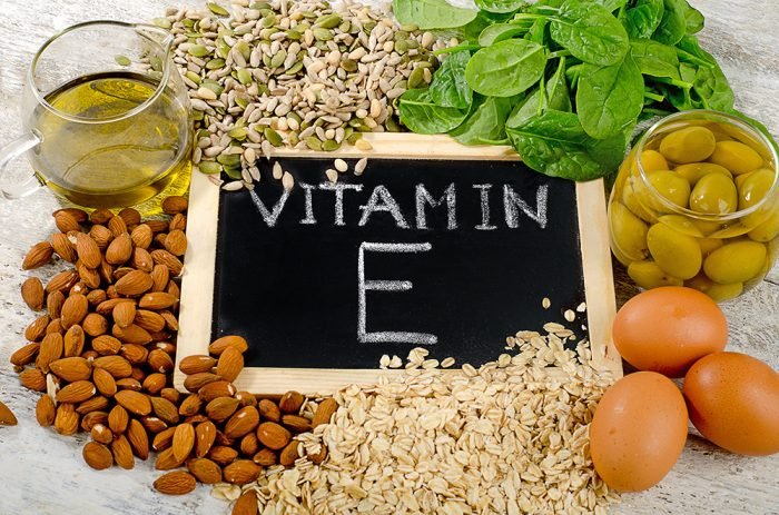 8 Proven Benefits Of More Vitamin E in Your Diet