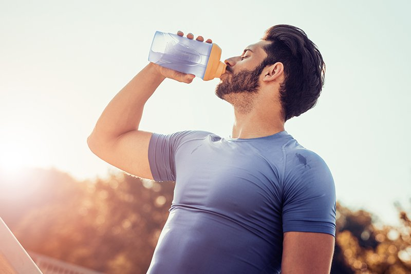 Stay Hydrated | Nucific