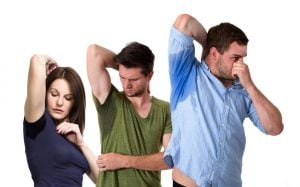 how to get rid of bad body odor naturally   Nucific