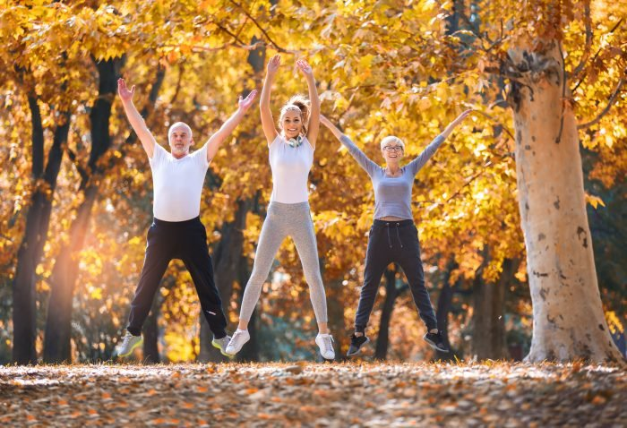 Fall Wellness: Outdoor Exercises And Activities That Are Great For The Autumn Season