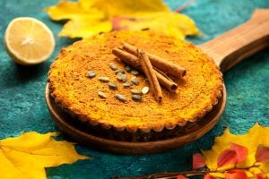 crustless pumpkin pie | Nucific