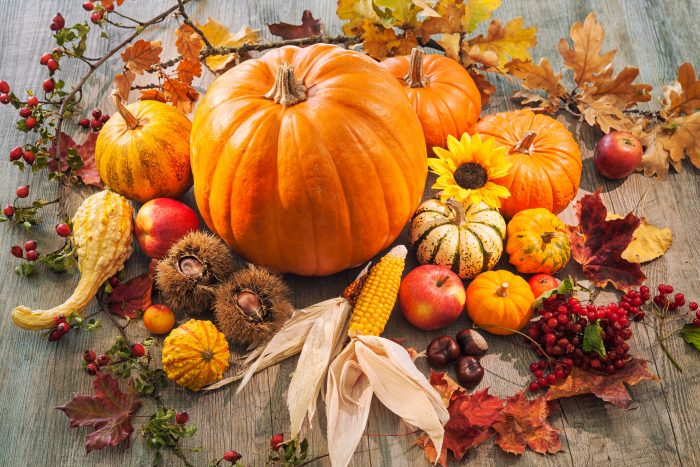Healthy Fall Produce List: Seasonal Fruits And Vegetables