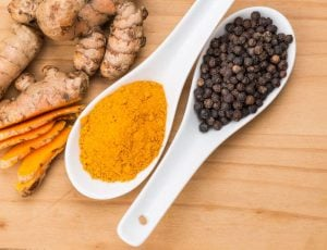 turmeric and black pepper | Nucific