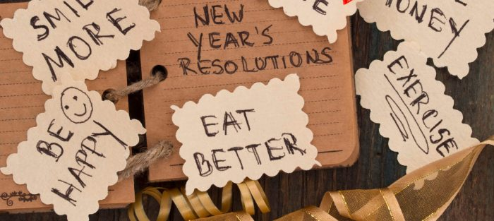 2020: Healthy New Year's Resolutions And How To Stick To Them