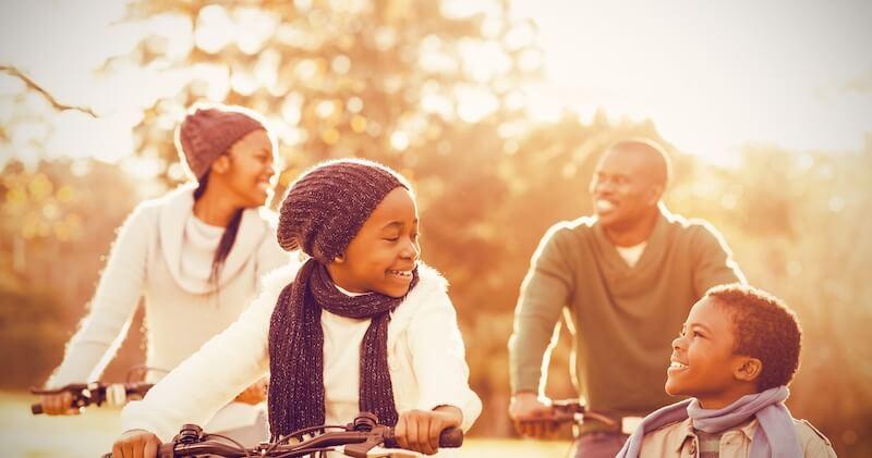 family bike ride | Nucific