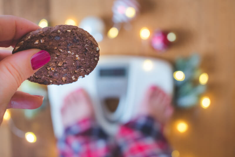 holiday snacking weight gain | Nucific