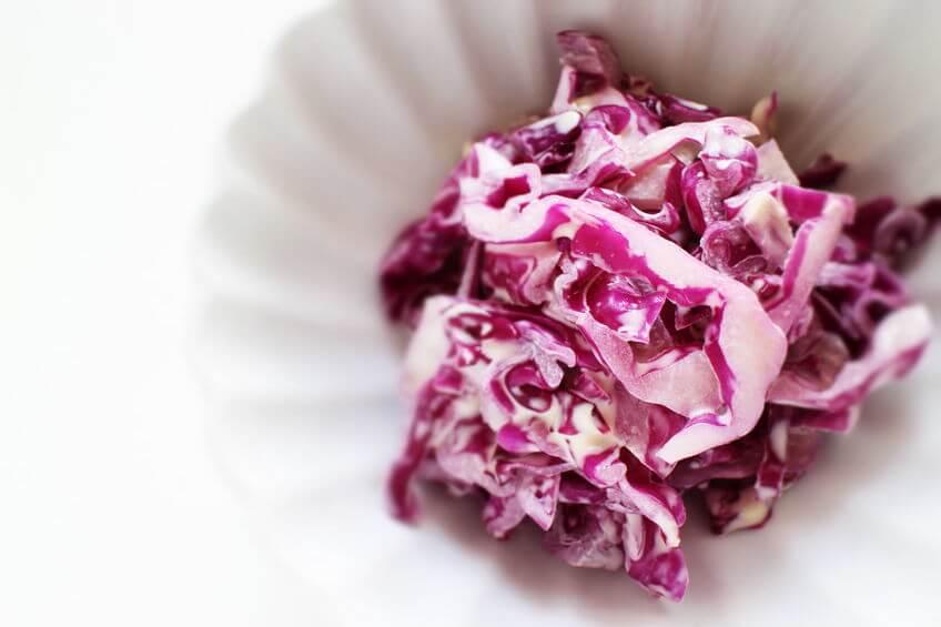 shredded purple cabbage | Nucific