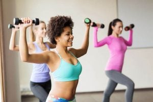 women exercising | Nucific