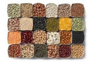 iron rich legumes