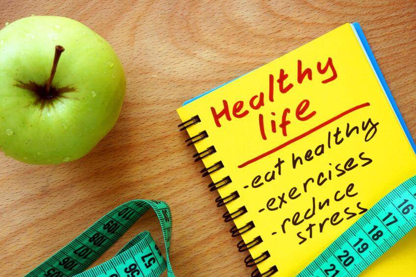 healthy life list