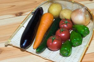 variety of fresh vegetables | Nucific