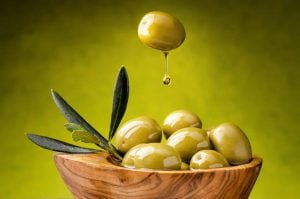 Olive oil concept