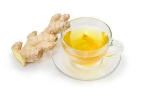 ginger tea | Nucific