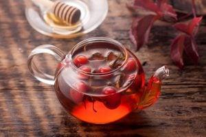 rose hip tea | Nucific