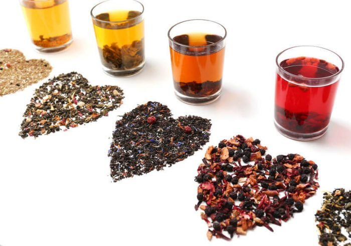 Different Tea Types And Their Potential Health Benefits