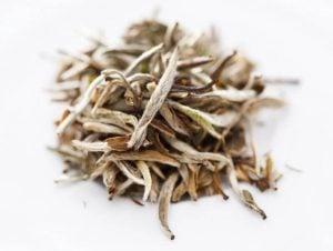 white tea leaves | Nucific