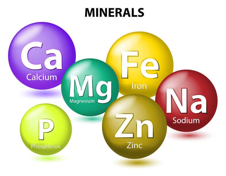 minerals | Nucific