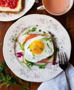 eating eggs | Nucific
