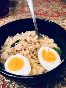 ramen with eggs | Nucific
