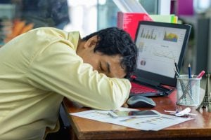tired at work | Nucific