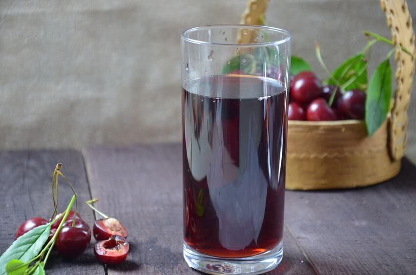 cherry juice | Nucific