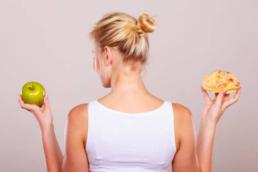 how to stop eating unhealthy food | Nucific