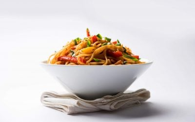 how to make veg noodles | Nucific