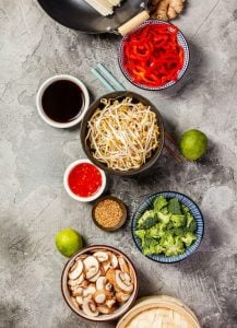 noodle recipe ingredients | Nucific