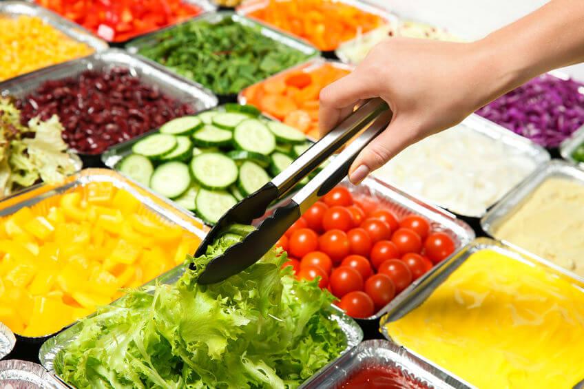 salad bar   Nucific