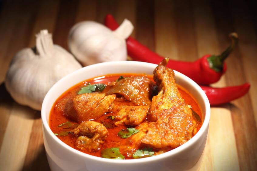 spicy food | Nucific