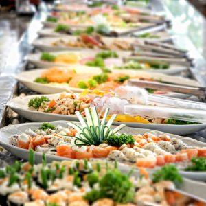 sushi buffet   Nucific