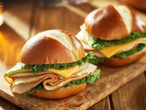 turkey sandwich | Nucific