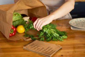 vegetarian shopping list | Nucific