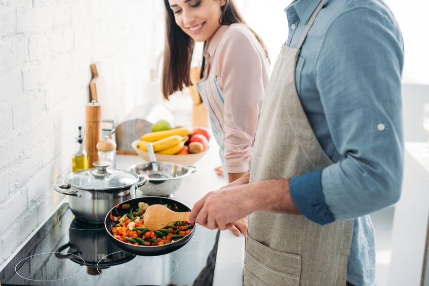 cooking at home | Nucific