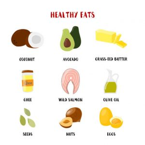 eating healthy fats | Nucific