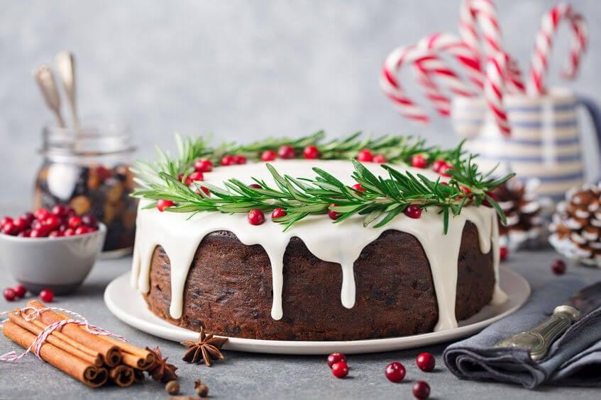 christmas cake | Nucific