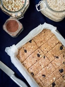 homemade granola bars | Nucific