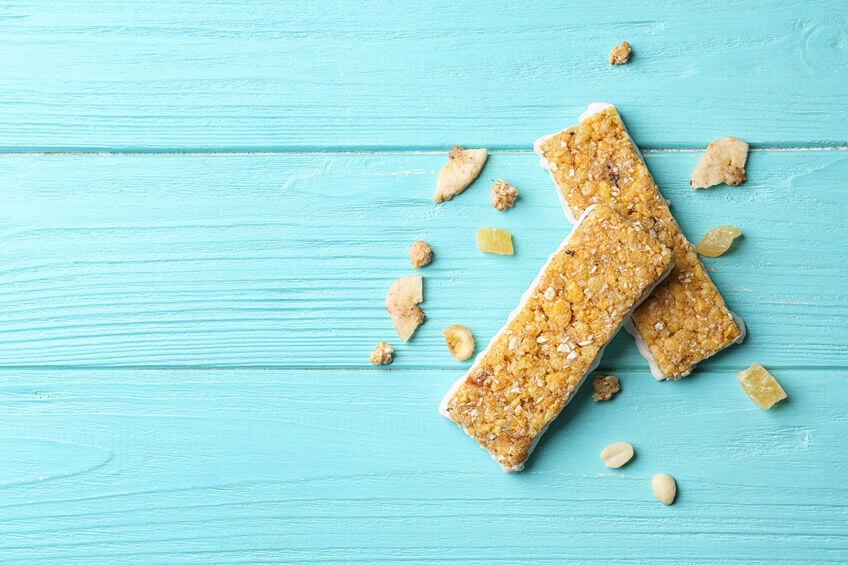 tropical granola bars | Nucific