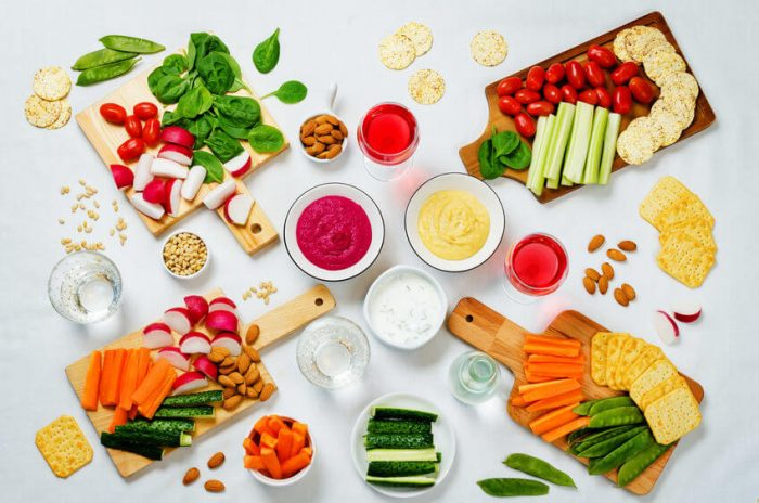 Try These Healthy Vegan Snacks