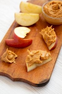 apple peanut butter | Nucific