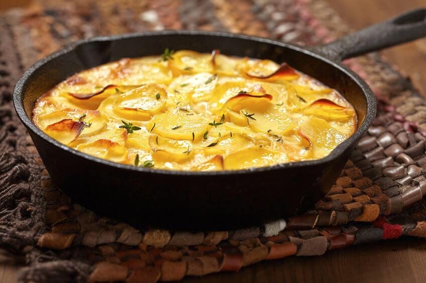 scalloped potatoes | Nucific