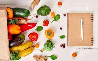 Healthy Vegetarian Grocery List For Beginners